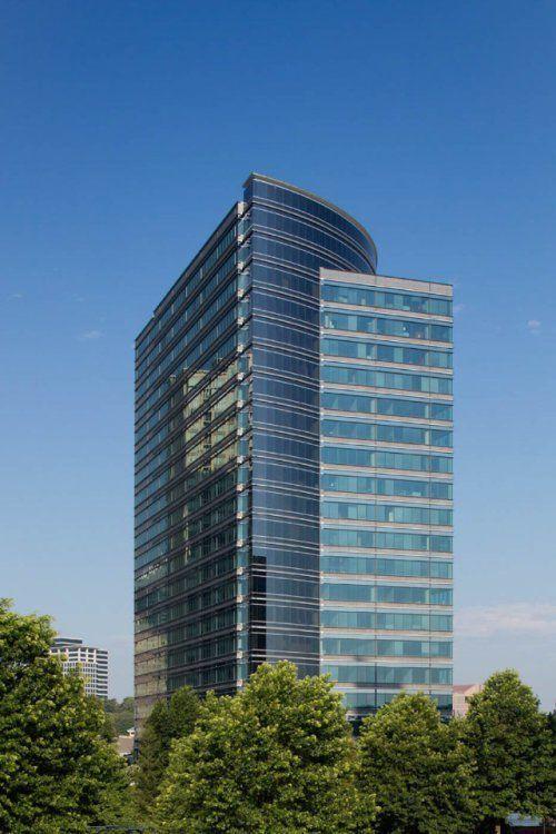building at 3500 Lenox Road Northeast