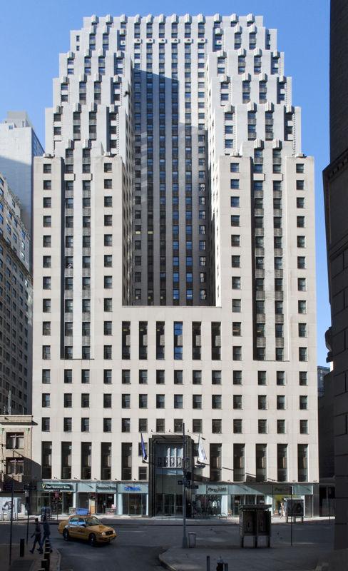 building at 80 Broad Street