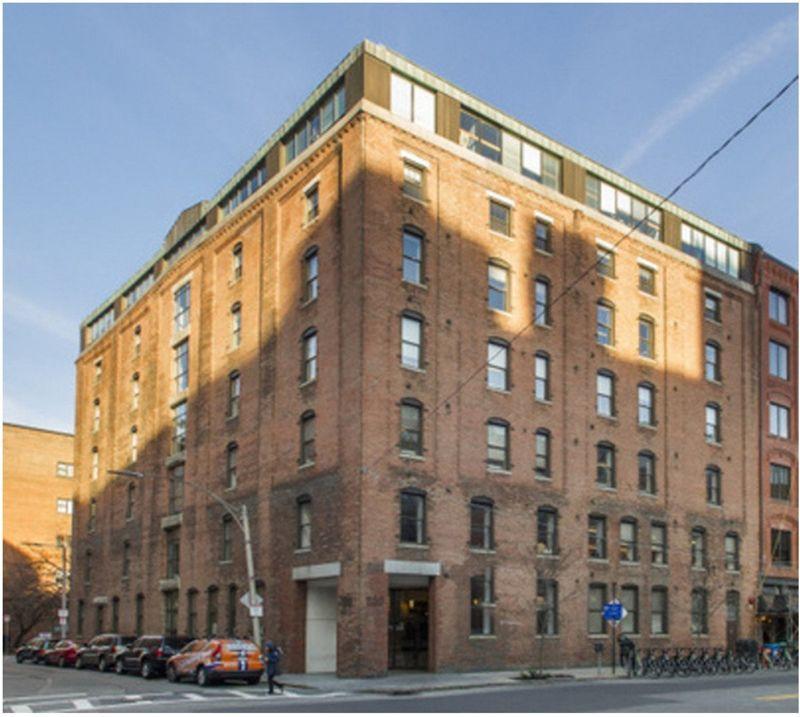building at 320 Congress Street