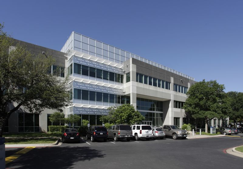 building at 12357 Riata Trace Parkway