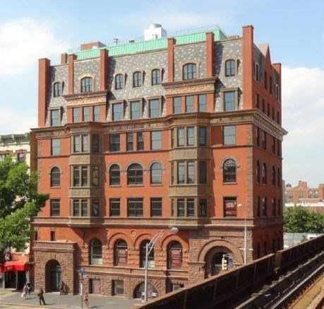 building at 81 East 125th Street