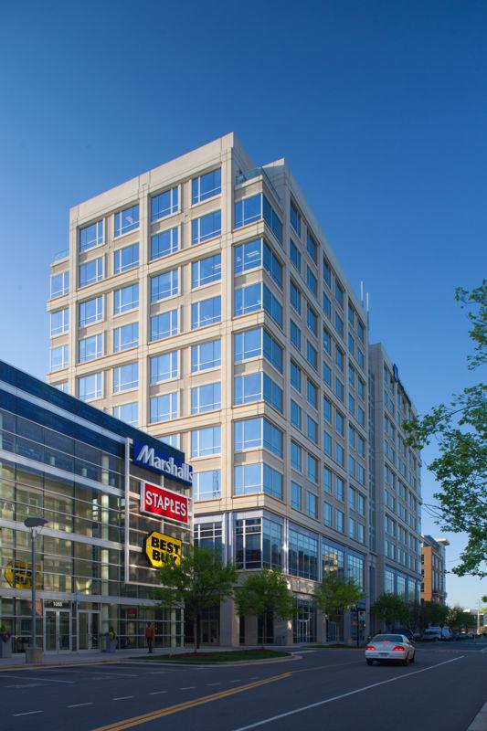building at 1111 Metropolitan Avenue