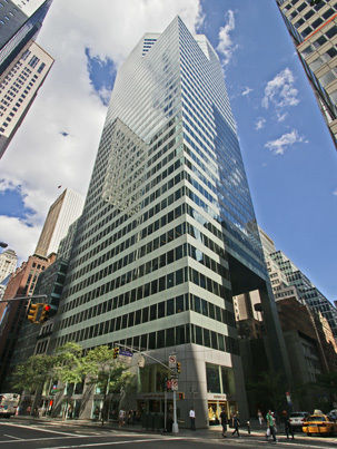 building at 535 Madison Avenue