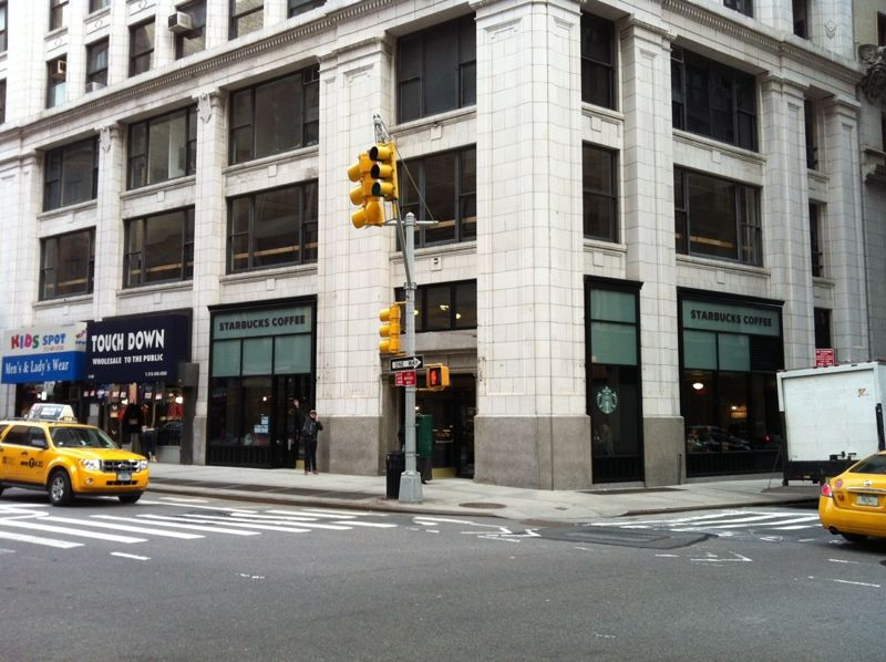 building at 1140 Broadway