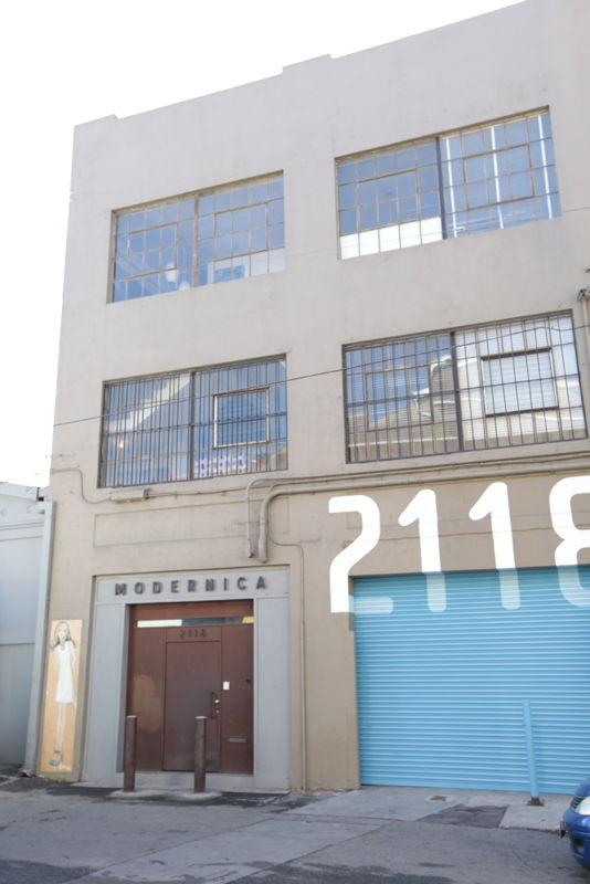 building at 2118 East 7th Place