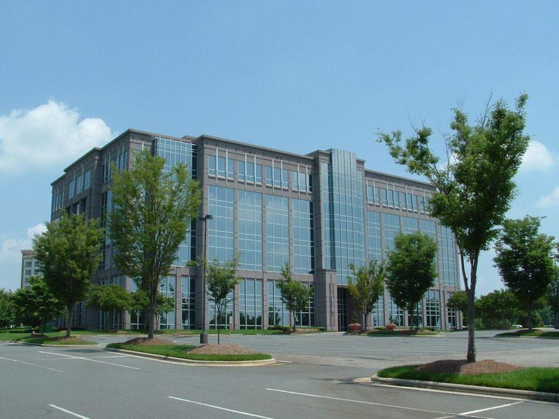 building at 2815 Coliseum Centre Drive
