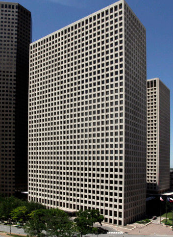 building at 1200 Smith Street