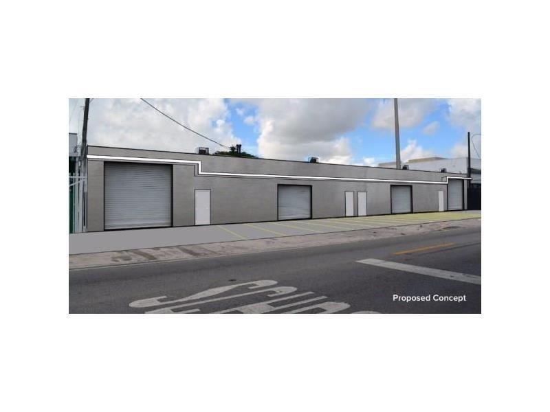 building at 850 Northwest 71st Street