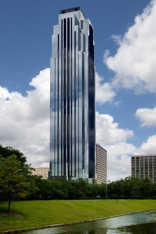 building at 2800 Post Oak Boulevard