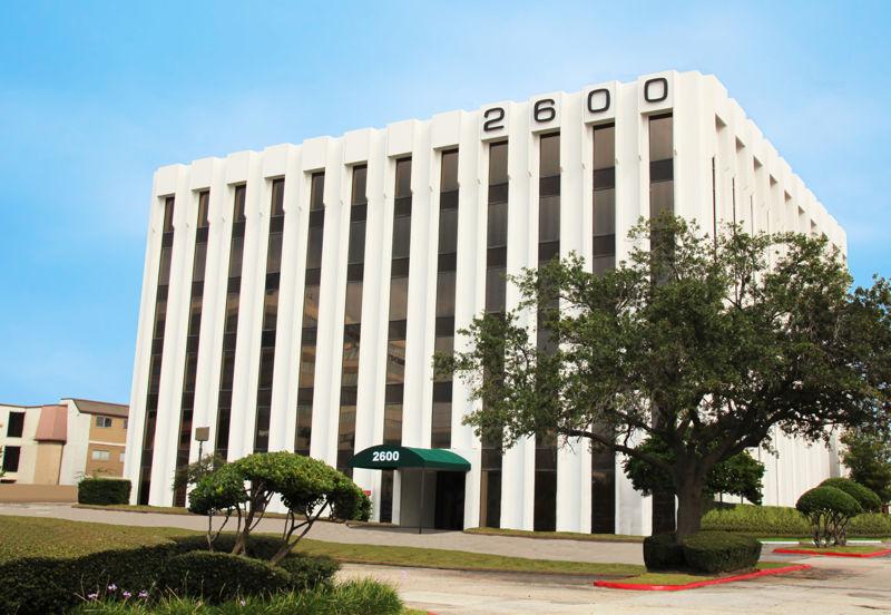 building at 2600 South Loop West Freeway