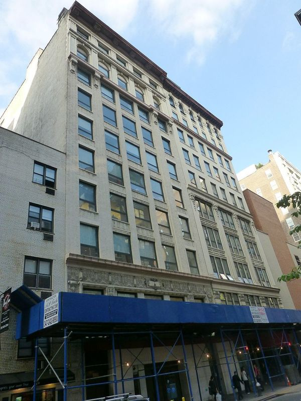building at 35 East 21st Street