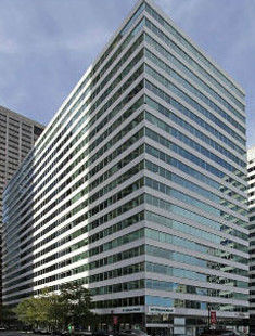 building at 1515 Market Street
