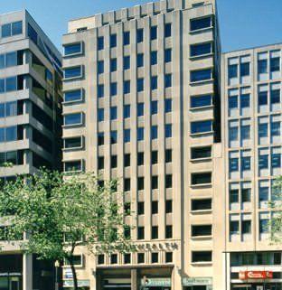 building at 1625 K Street Northwest