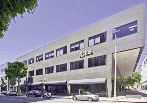 building at 131 South Rodeo Drive