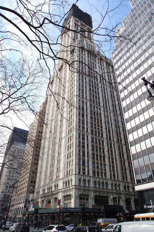 building at 233 Broadway