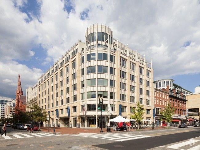 building at 701 8th Street Northwest