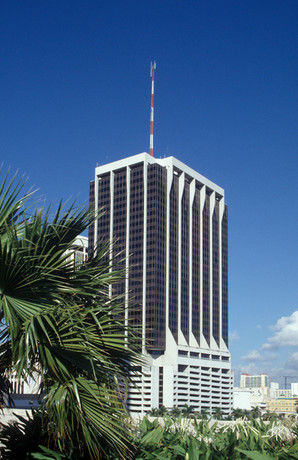 building at 2 South Biscayne Boulevard