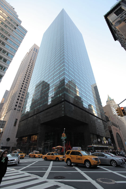 building at 590 Madison Avenue