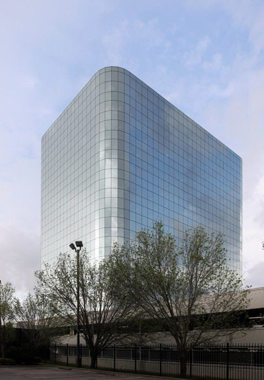 building at 100 Glenborough Drive