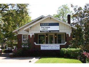 building at 1625 West Alabama Street