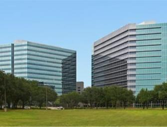 building at 10350 Richmond Avenue