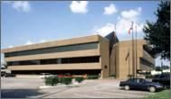 building at 263 North Sam Houston Parkway East