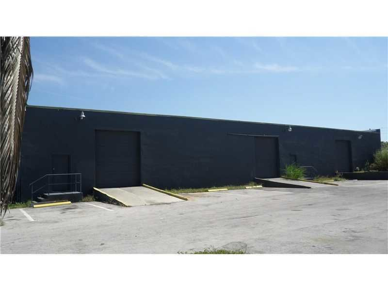 building at 950 Northwest 72nd Street
