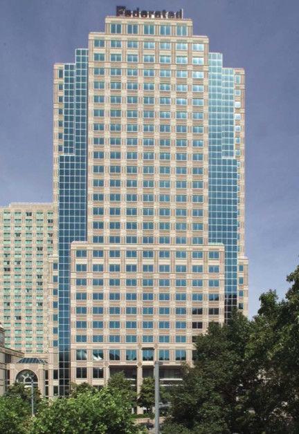 building at 1001 Liberty Avenue