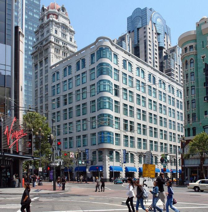 building at 799 Market Street