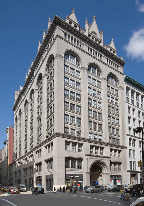 building at 156 5th Avenue
