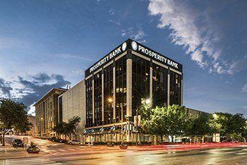building at 900 Congress Avenue