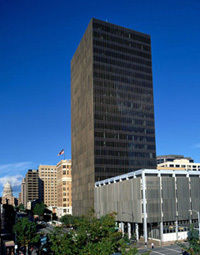 building at 515 Congress Avenue