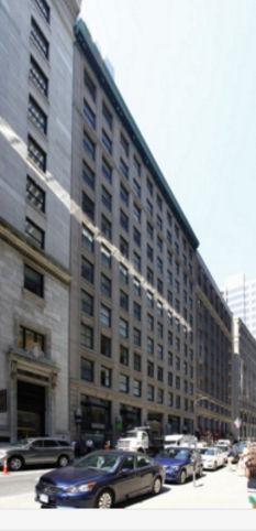 building at 185 Devonshire Street