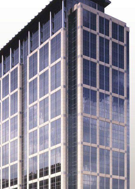 building at 1401 Mckinney Street