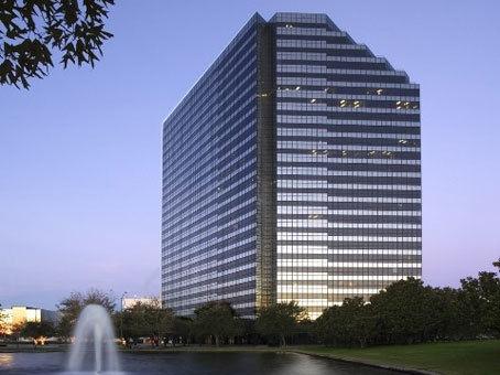 building at 2500 City West Boulevard
