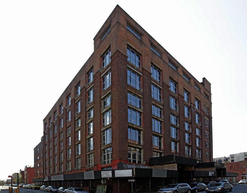building at 53 Bridge Street