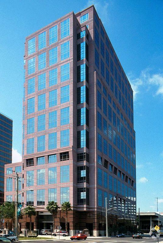 building at 200 East Broward Boulevard