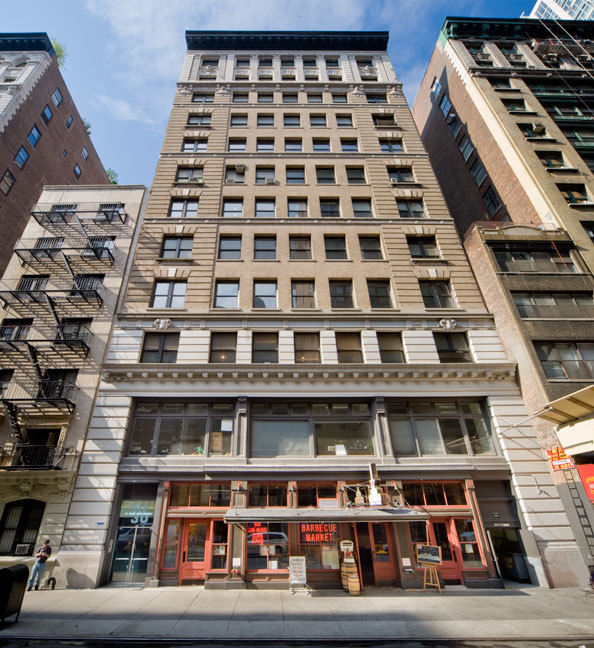 building at 30 West 26th Street