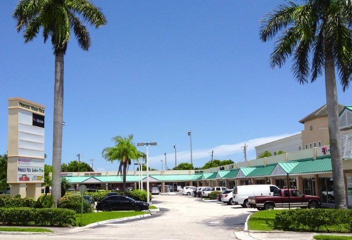 building at 12475 South Dixie Highway