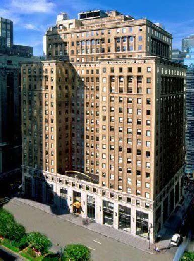 building at 250 Park Avenue
