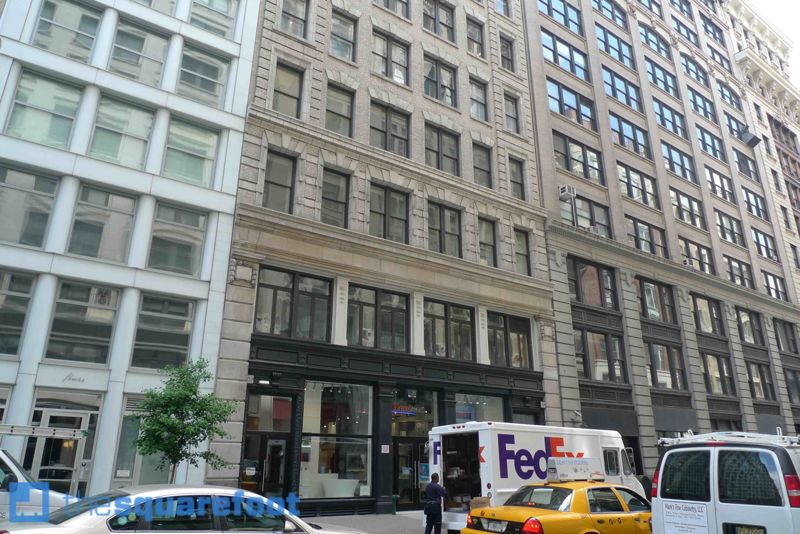 building at 18 West 21st Street