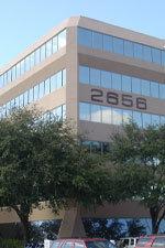 building at 2656 South Loop West Freeway