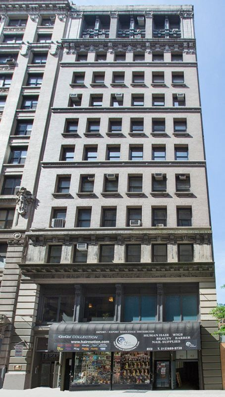 building at 40 West 27th Street