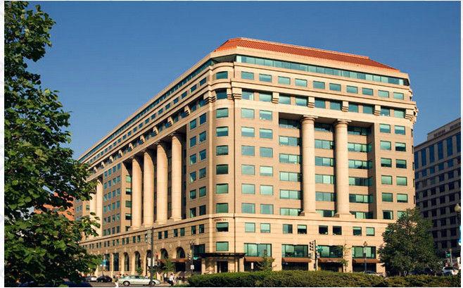 building at 1201 New York Avenue Northwest