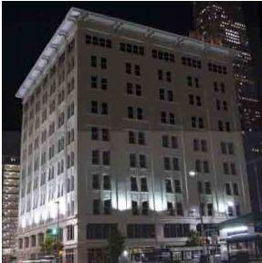 building at 820 Fannin Street