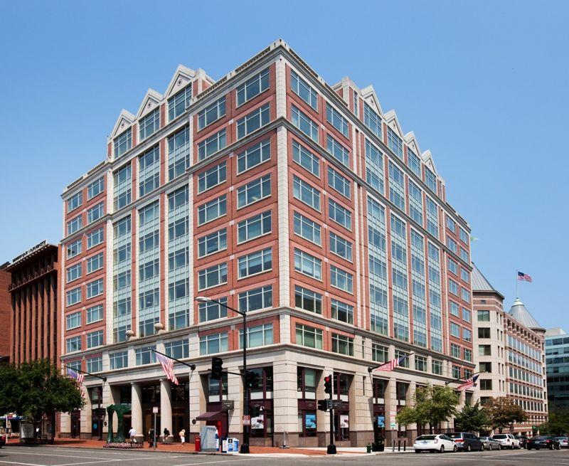 building at 2001 Pennsylvania Avenue Northwest