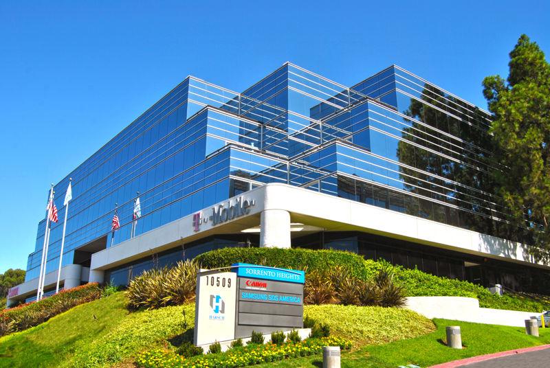 building at 10509 Vista Sorrento Parkway