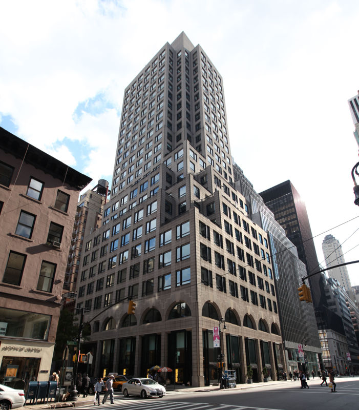 building at 667 Madison Avenue