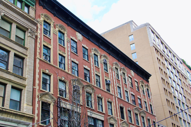 building at 45-51 West 21st Street