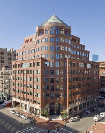 building at 745 Atlantic Avenue